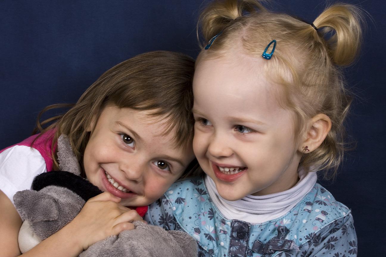 Enfants d'un des bénévoles de la MJC des Ponts Jumeaux.