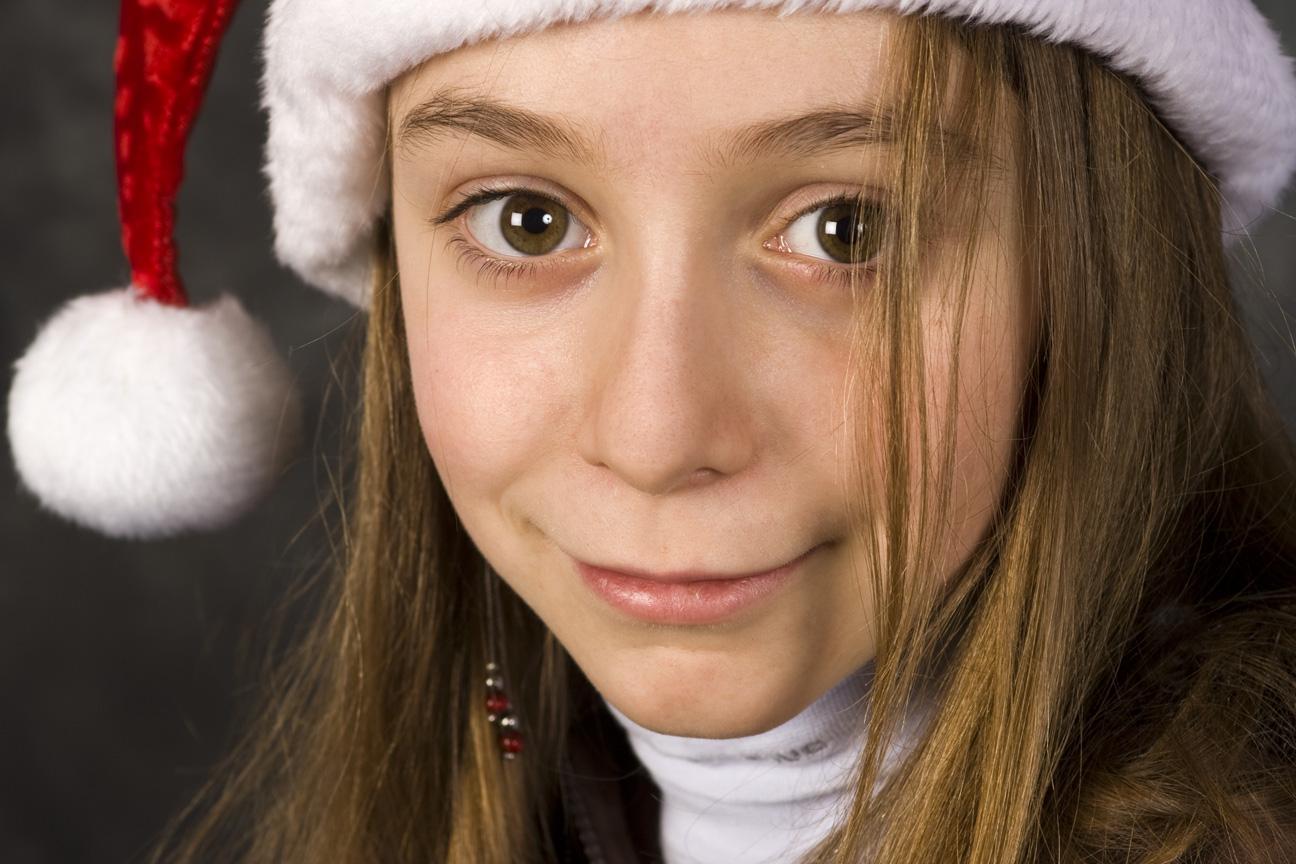 Portrait pour Noël.