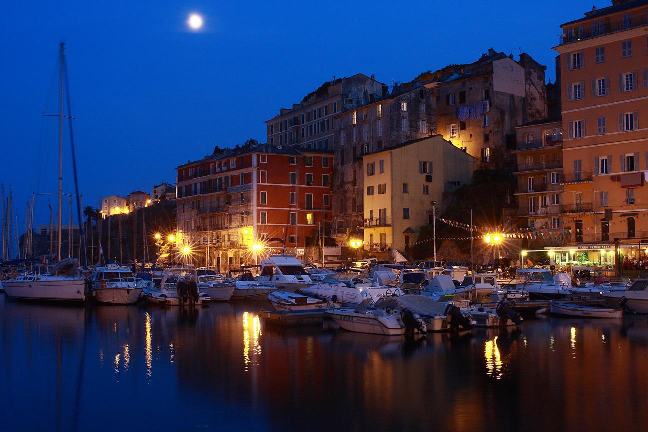 Bastia, Corse.