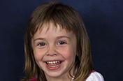 Enfant d'un des bénévoles de la MJC des Ponts Jumeaux.