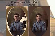 Prestations de Restauration de Photos Anciennes ! (Aussi bien issues de pellicules, que de tirages papiers)